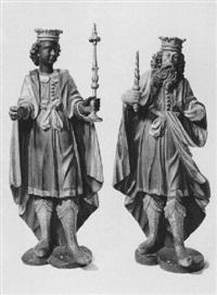 heiligen figur vierzehnheiligen
