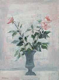 bouquet de roses by voldemar bobermann