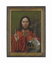 salvator mundi by flemish school-bruges (16)