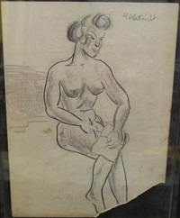 sketch by henri matisse