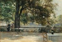 la terrasse de guinguette by louis-lina bill