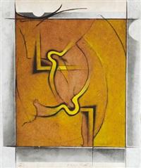 yellow line vii by libor fara