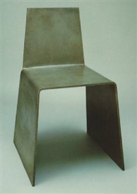 chair by scott burton
