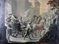 trionfo di mardocheo by giuseppe varotti
