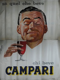 campari (in 2 parts) by roberto aloi