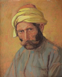 turkish man by constantin artachino
