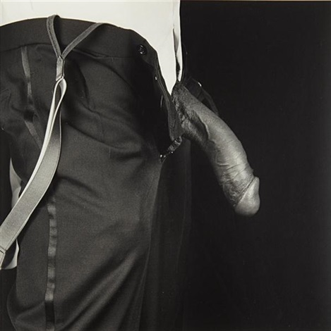 cock by robert mapplethorpe