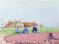 après-midi (wemmel) by robert buyle