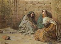jewish women weeping in exile by ellen hofman-bang