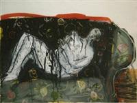 reclining figure by nick miller