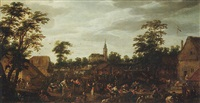 a village kermesse by david colyns
