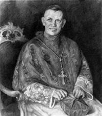 bildnis: kardinal innitzer by irene holzer-weineck