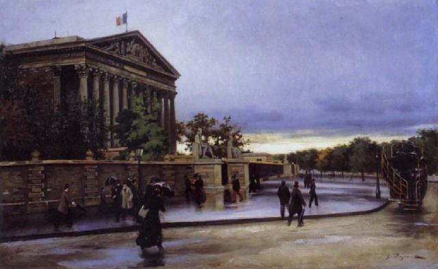 lassemblée nationale by g dupont