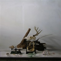 still life by huang kunbo