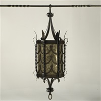 large lantern by samuel yellin
