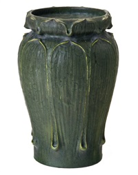 rare vase by george prentiss kendrick