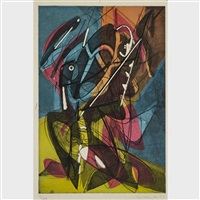 combat by stanley william hayter