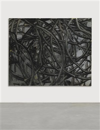 untitled (triptych) by aaron young