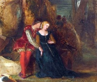 jealousy by frederick richard pickersgill