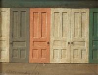 doors by gertrude abercrombie