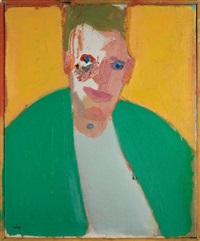 portrait of a man by ori reisman