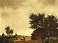environs of eindhoven by matthijs maris