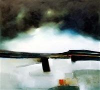 winter bog ii by michael gemmel