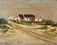 cottages by george william pilkington