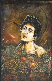 bacchus by c215