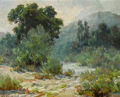 big tujunga by jack wilkinson smith