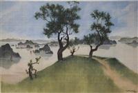 landscape by ta thuc binh