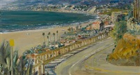 view from the california incline by larry cohen