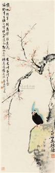 untitled by qi baishi and ma wanli