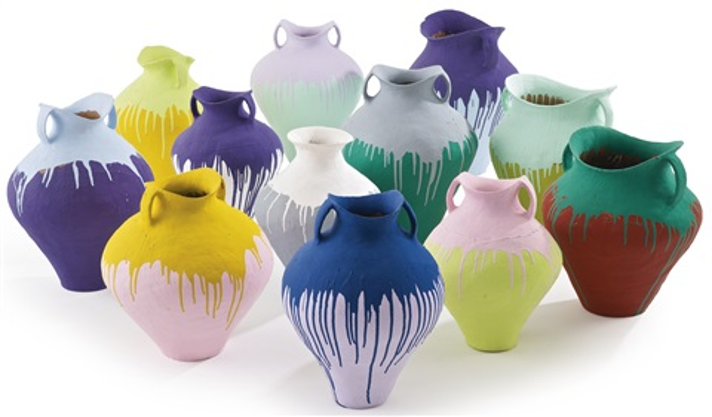 Ai Weiwei Coloured Vases 2006 Best Vase Decoration 2018