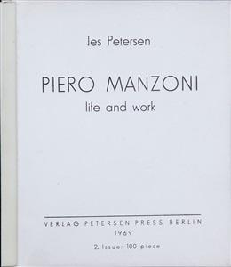 artwork by piero manzoni