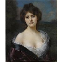 ritratto femminile by abbey altson