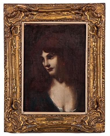 portrait by jean jacques henner
