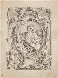 cor mariae by vitus felix rigl