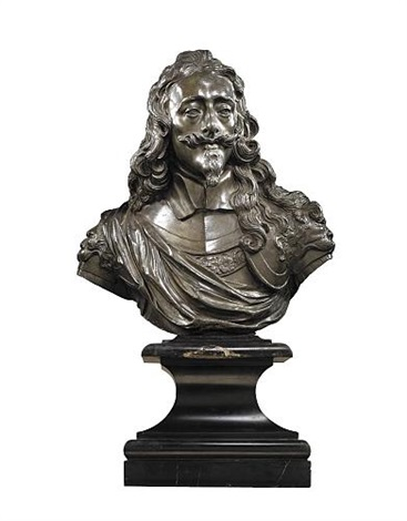 bust of king charles i by gian lorenzo bernini