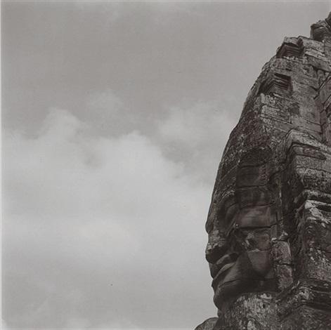 the bayon angkor wat cambodia by lynn davis