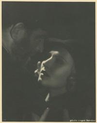 danièle parola dans les amours de minuit d'augusto genina et marc allégret by roger forster