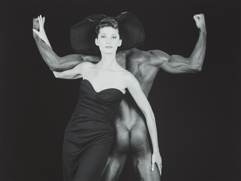 photography thomas tara 1986 mapplethorpe black and white