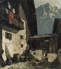 bauernhof in kufstein by oskar mulley