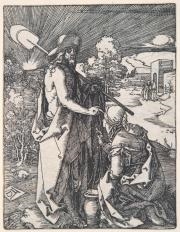 figurae passionis domini nostri jesu christi (portfolio of 37) by albrecht dürer
