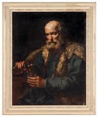 allegoria dei cinque sensi by bernhard keil