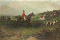 portrait of richard james streatfeild by george earl