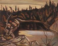 ruisseau jureux by alexander young jackson
