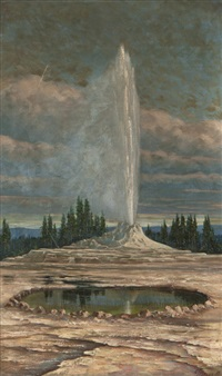 old faithful by grafton tyler brown