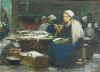 the fish market by flora macdonald reid