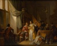 les préparatifs du mariage by jan hendrik van de laar